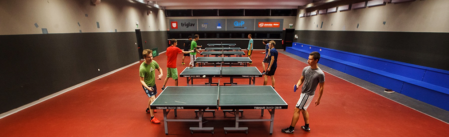 Multipurpose hall (table tennis hall)